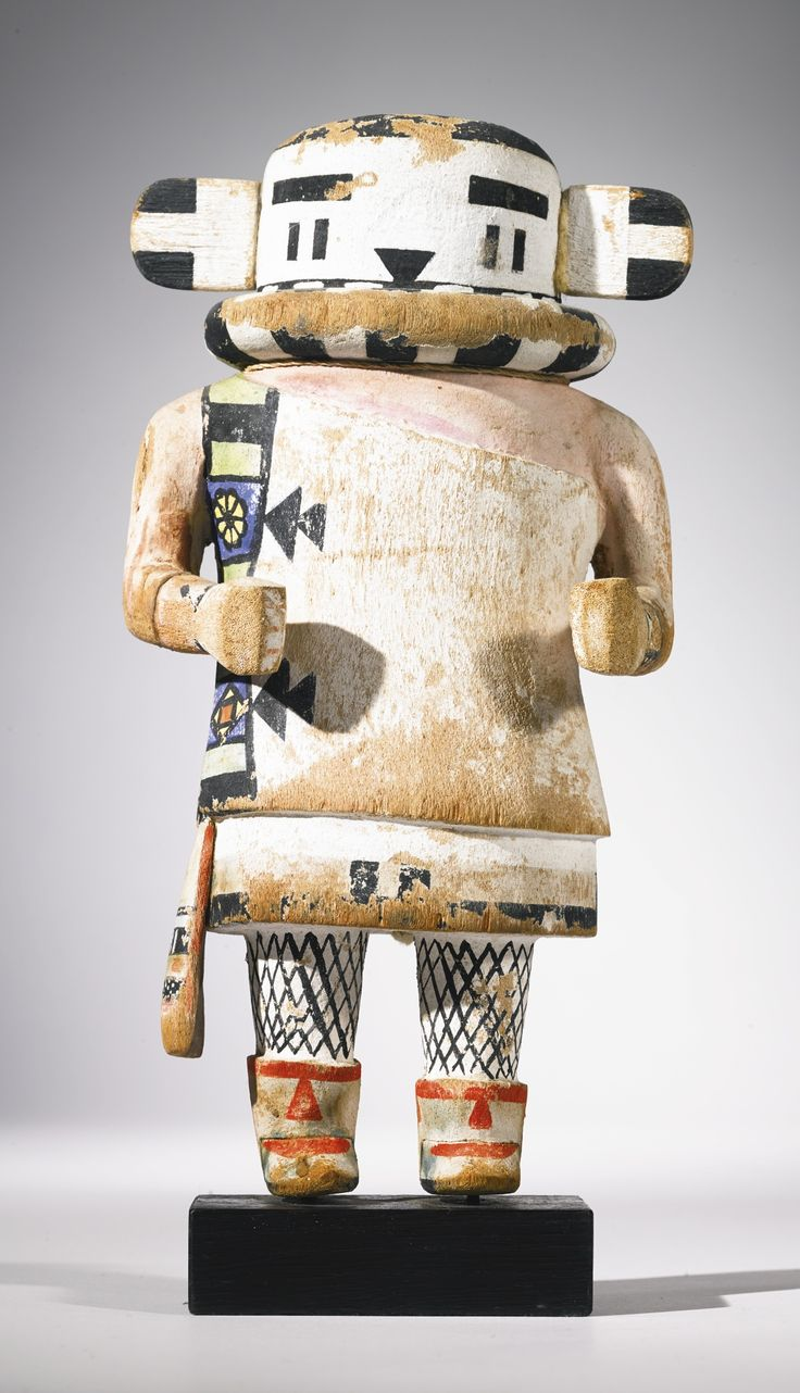 Hopi Polychromed Wood Kachina Doll | Lot | Sotheby's