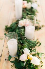 Cream Wedding at Green Valley Ranch - Inspired by This