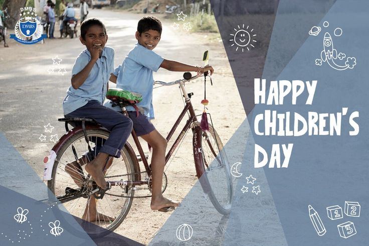 Children are the future of our nation. We must work to nurture them, give them opportunities to excel. My greetings on the occasion of #ChildrensDay