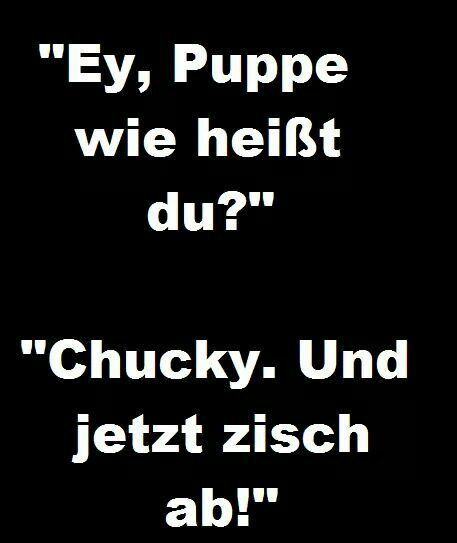 Chucky das Püppchen