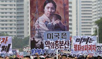 Corea del Norte - Bio, Noticias, Fotos - Washington Times