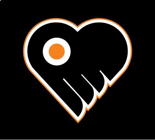 Flyers Heart logo