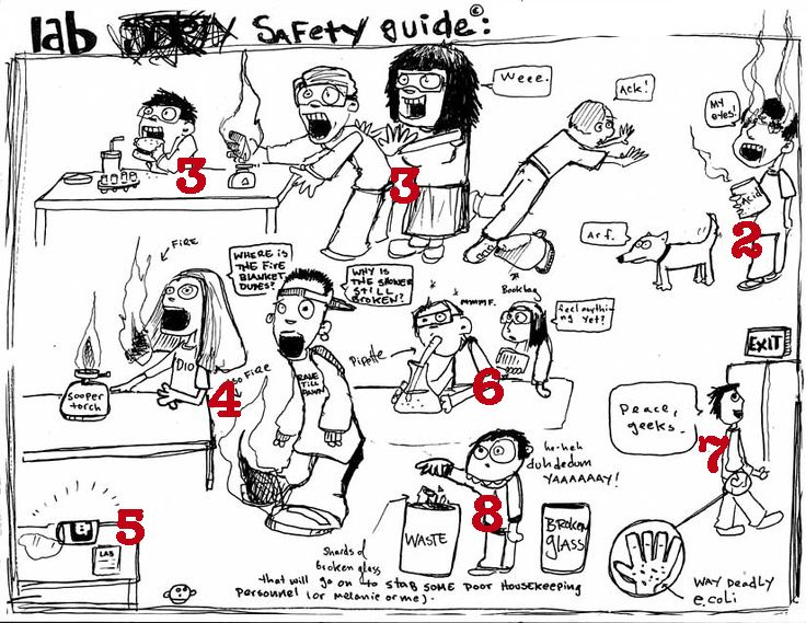132 Best Safety In The Science Lab Images On Pinterest