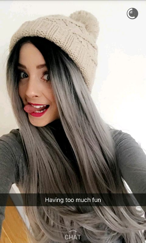 Zoella - when did she do that with her hair? It looks amazing.
