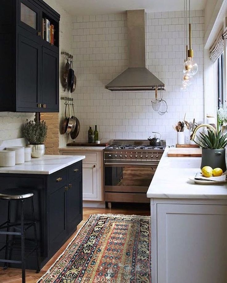 73 Best Antique White Kitchens Images On Pinterest: 25+ Best Ideas About Navy Kitchen On Pinterest