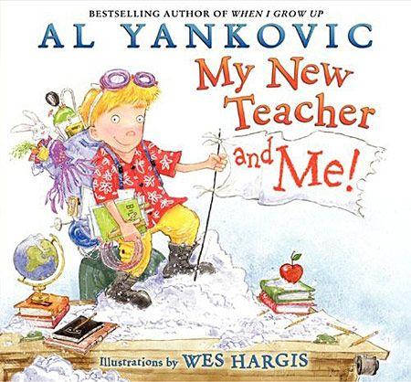 My New Teacher and Me!, A Children's Book by Weird Al Yankovic