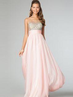 Lange kleider pink
