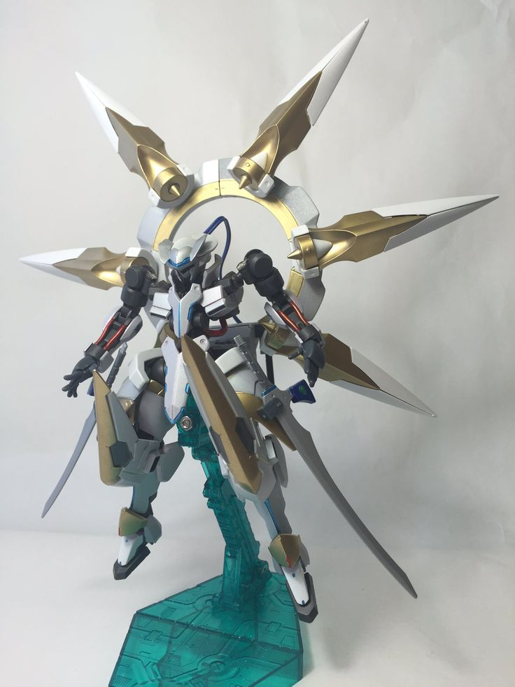 how to make a custom gunpla