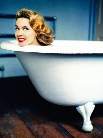 Kylie Minogue by Uli Weber