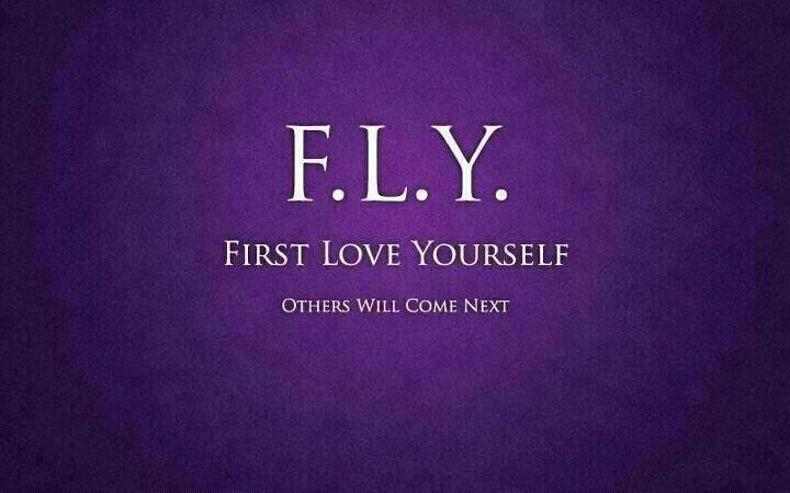 This is a must, only YOU and you alone cause love yourself first. Learn what you love about yourself!