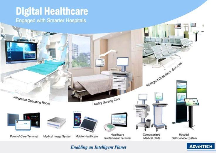 Digital Healthcare - Advantech