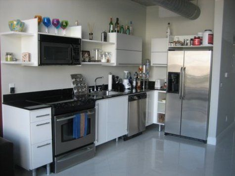 white metal kitchen cabinets stainless steel equipment legs - Kitchen Cabinets With Legs