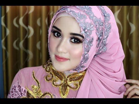 Tutorial Make Up Dan Hijab Sege Empat Semple Mewah Hijab Pesta Hijab Kndangan Hijab Wisuda3 Mp4 N Youtube Kursus Hijab Kerudung Hijab