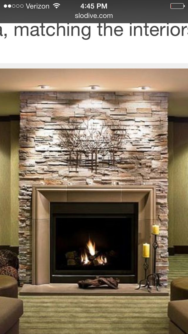 Best 25 fireplace refacing ideas on pinterest airstone - How to reface a brick fireplace ...