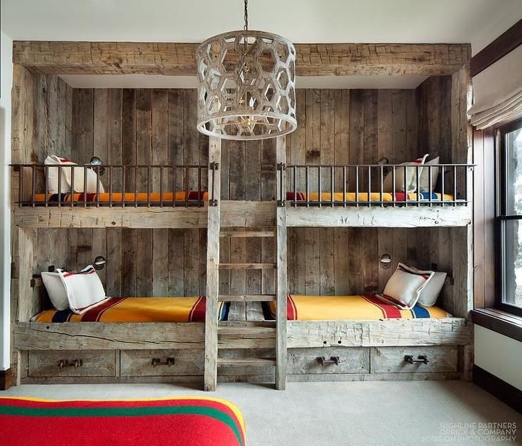 Best 25 Rustic Italian Ideas On Pinterest: Best 25+ Rustic Bunk Beds Ideas On Pinterest