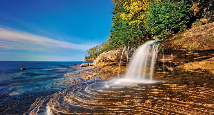 Miner's Beach  (In Michigan's Upper Peninsula)