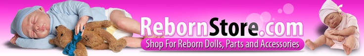 Find the best deals on reborn dolls, kits and parts for sale at http://www.rebornstore.com