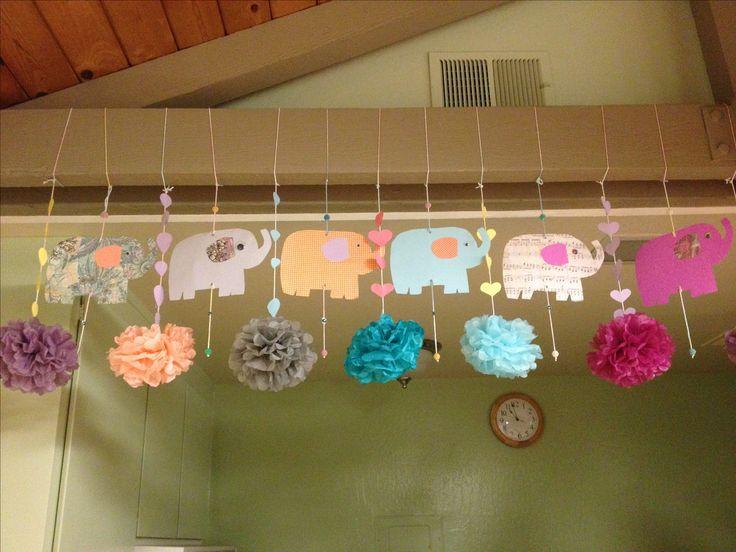 Boho Baby Shower Centerpieces ~ Boho baby shower trim party ideas pinterest