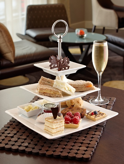 Afternoon Tea at Hilton Cardiff Hotel, £15 - AfternoonTea.co.uk