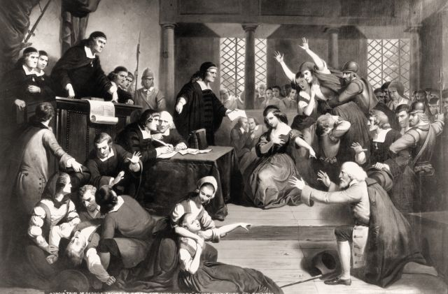 1692 Salem Witch Trials: What Happened When? Follow the Events.: Salem Witch Trials Timeline