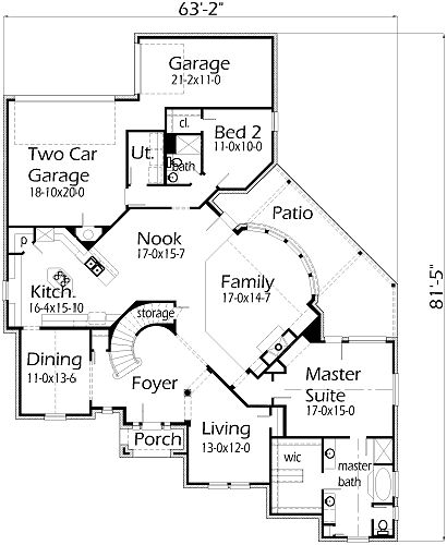 11 best images about floorplans on pinterest house plans for Korel home designs online