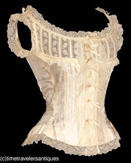 Turn of the Century Corset Cover