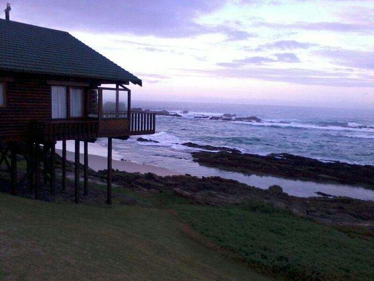Eersterivier Eastern Cape. Early morning.