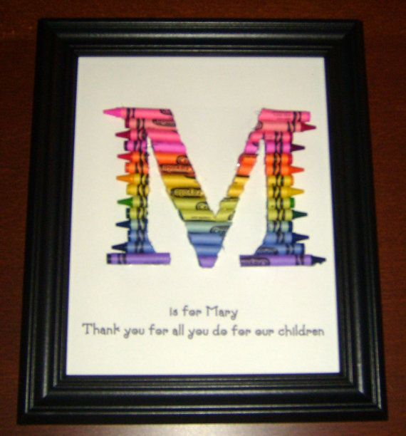 Personalized Teacher Letter  Great Teacher Gift  by laurabeal, $26.00