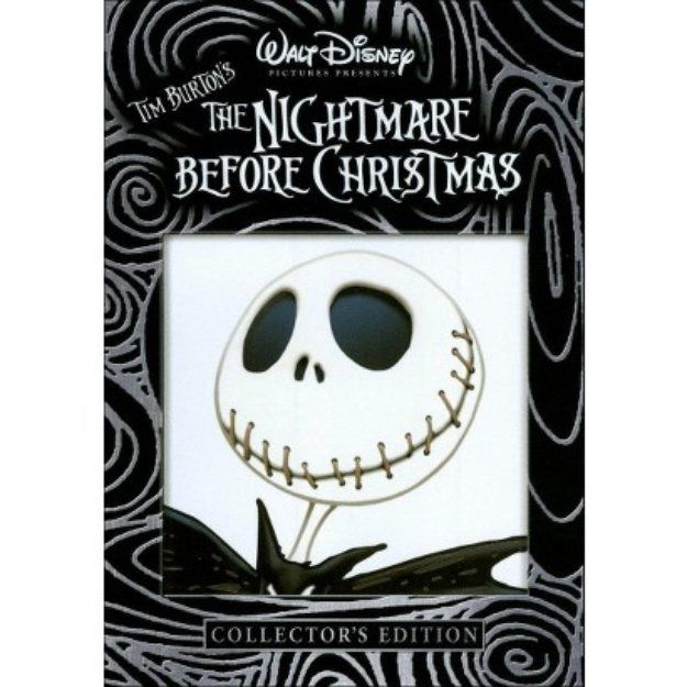 Disney Tim Burton's The Nightmare Before Christmas DVD #MusesOfInfluenster