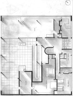 Villa Savoy, Le Corbusier                                                                                                                                                                                 Plus