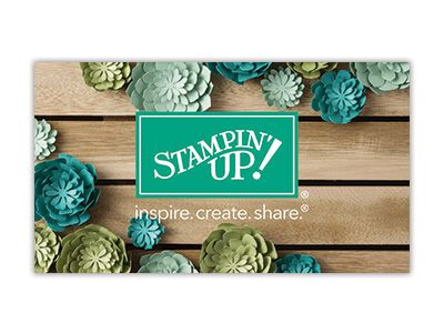 Stampin' Up! new spring/summer seasonal catalogue is here!