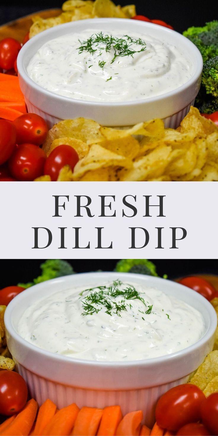 Fresh dill dip dill recipes dill dip recipes dill
