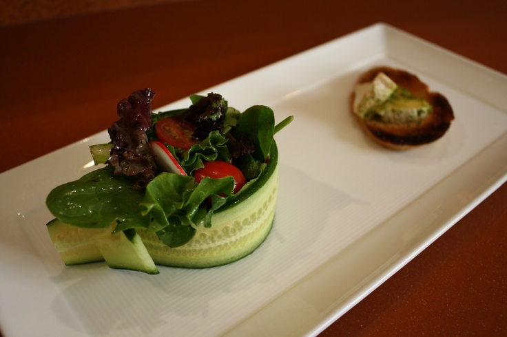 House Salad & Brie