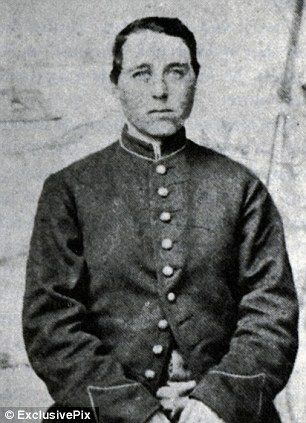 The women who fought as men: Rare Civil War pictures of female soldiers who dressed up as males to fight
