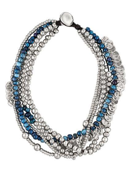 Uno de 50 Oasis Necklace