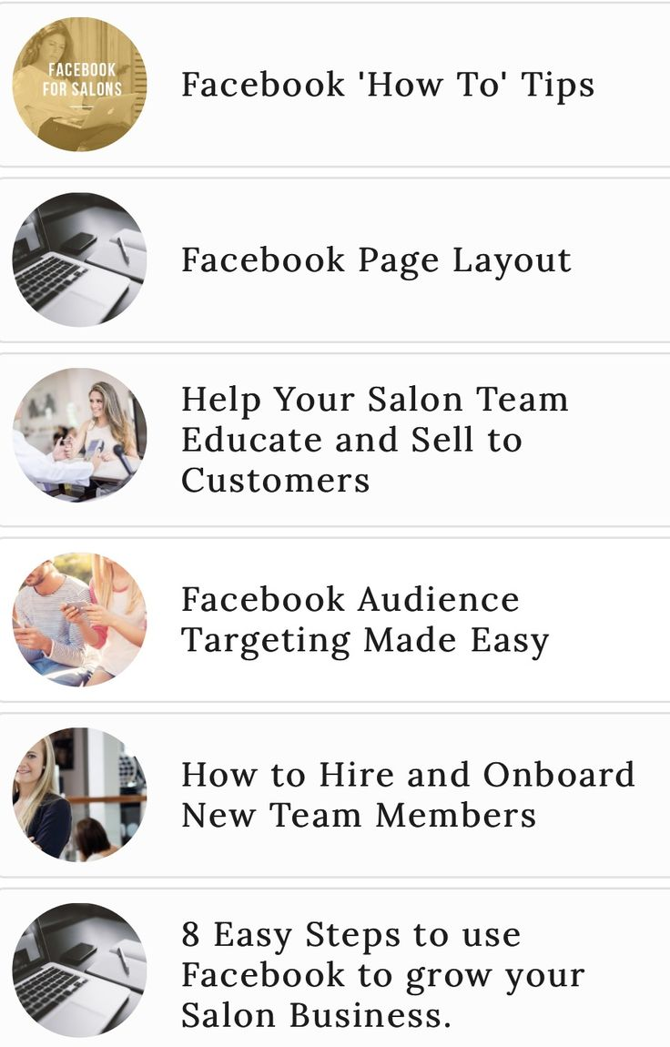 Hair salon spa and beauty salon owners marketing business tips and coaching.