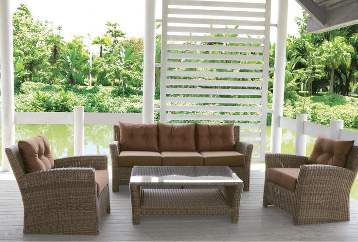 Model NO.:MS-6008  2*Single sofa:80*76*90cm 1*Couple:195*76*90 cm                   1*teaTable:100*60*35cm  Material:PE RATTAN+ALU FRAME  FOB Price:$450  MOQ:5 Sets
