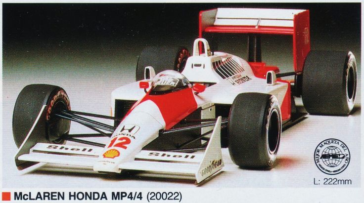 16 Best Images About Tamiya 1 20 Mclaren Mp4 4 On