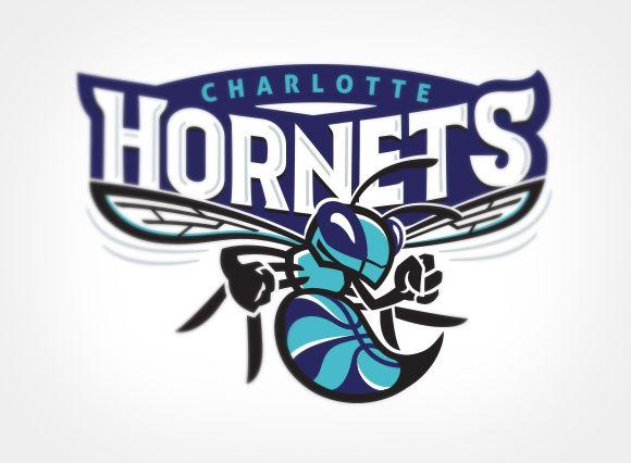 Charlotte Hornets Logo