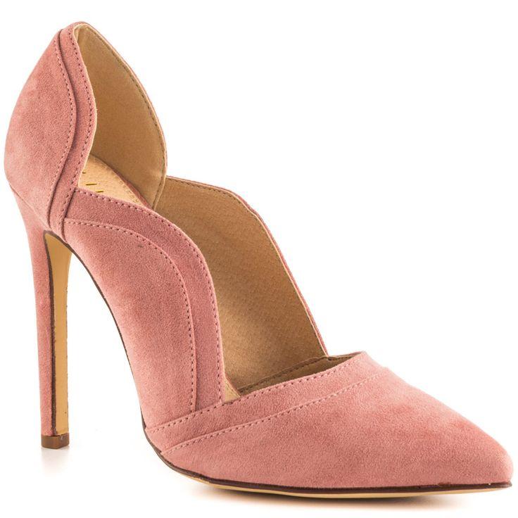 Zapatos rosas con hebilla formales Blaze para mujer HV1U1LTu