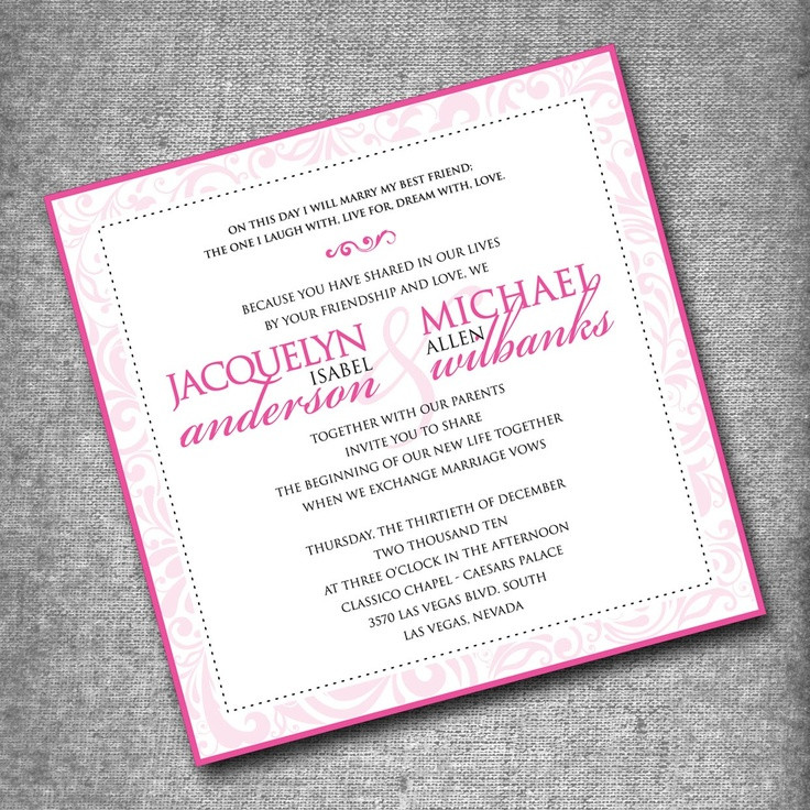17+ Images About Wedding Reception Invitations On
