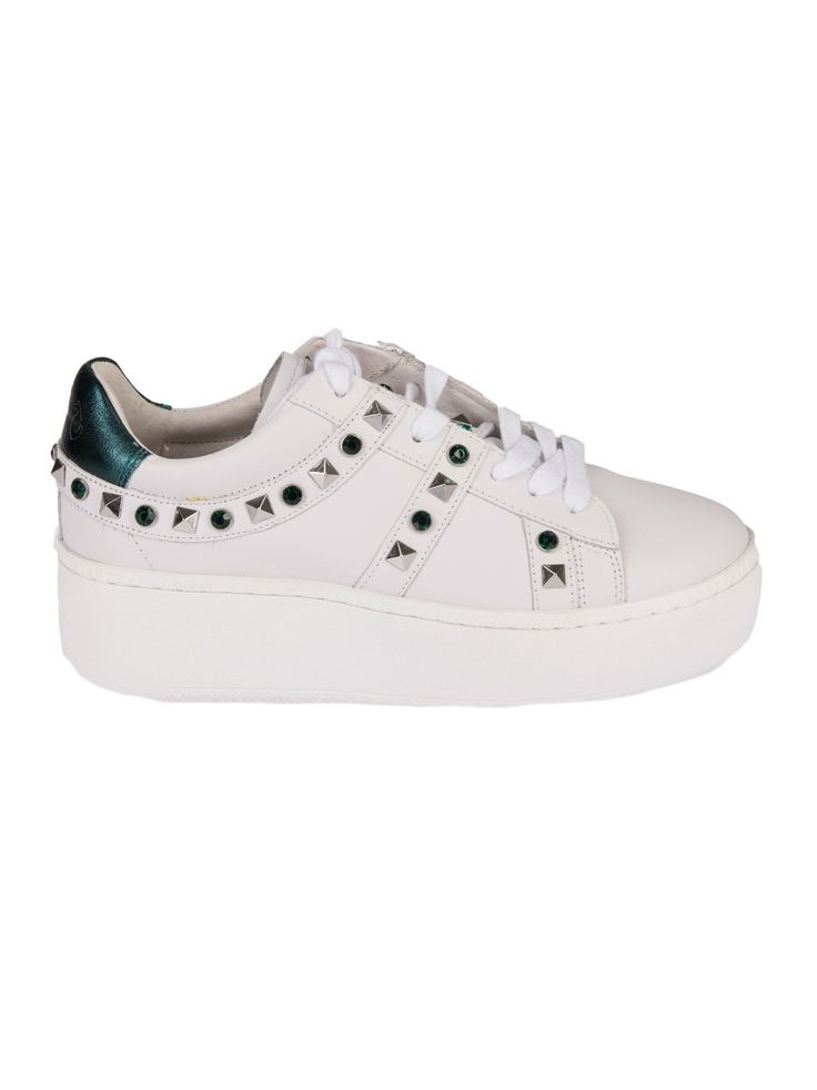 ASH | Ash Ash Clone Studded Sneakers #Shoes #Sneakers #ASH