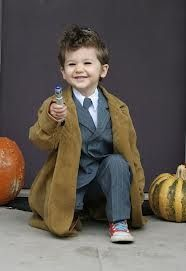 Doctor who! OMG best kid costume ever!