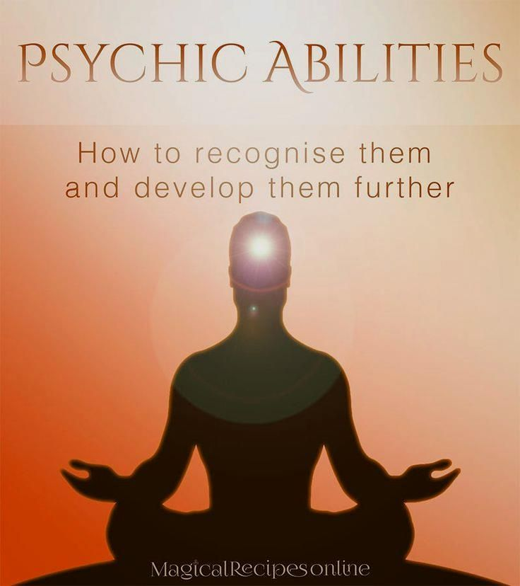 Psychic abilities: How to recognise them and develop them…