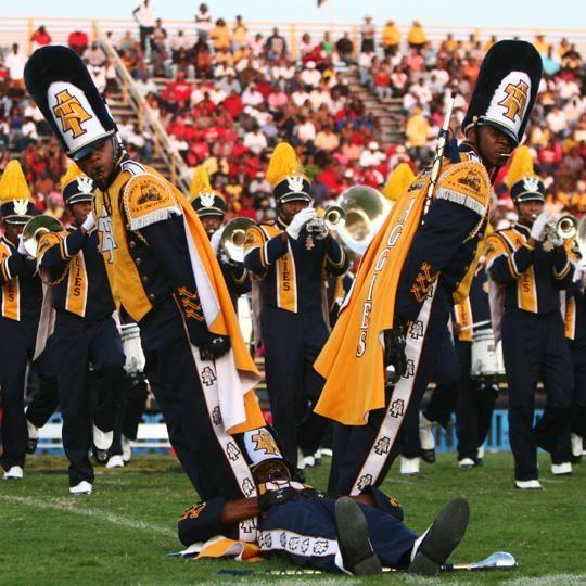 North Carolina A&T State University Marching Band