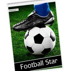 Kalendarz FOOTBALL idealny na urodziny