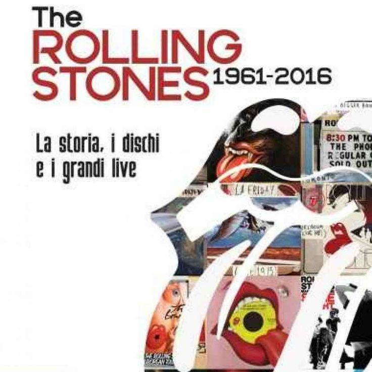 I Rolling Stones nel libro di Massimo Bonanno Hanno scandito i ritmi di almeno tre generazioni di teen-ager partendo dagli scantinati di Londra: i Rolling Stones sono diventati icone mondiali che hanno accompagnato le trasformazioni di una socie #rollingstones #libri #musica