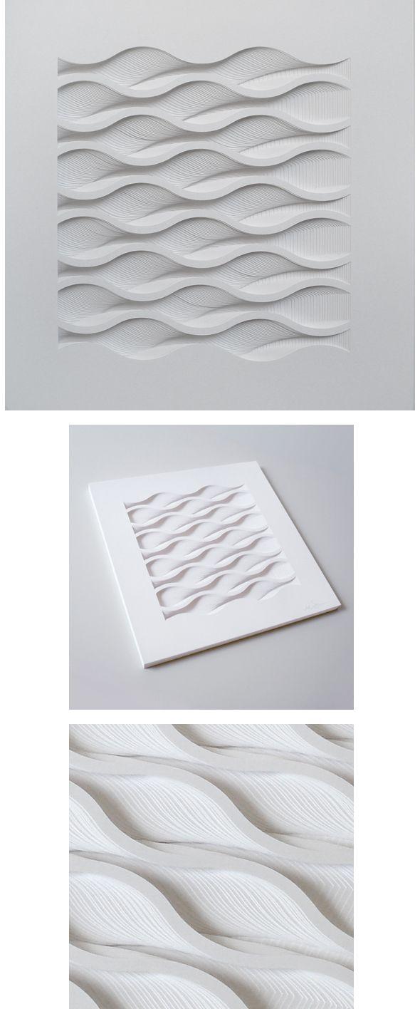 Paper Convention » Matt Shlian: Geometric Paper Engineering