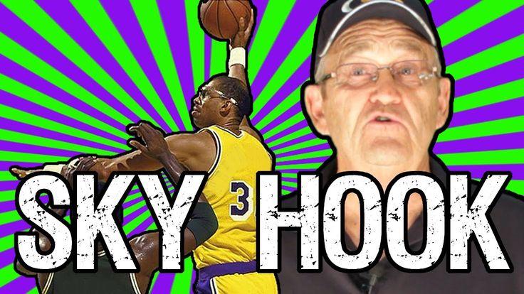 """""""SKY HOOK"""" Basketball Shot!! DEADLIEST Shot in Basketball -- Shot Science"""
