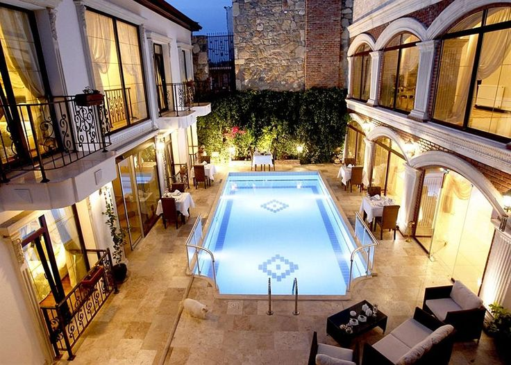 Saint John Hotel - Boutique Class, Selcuk, Turkey